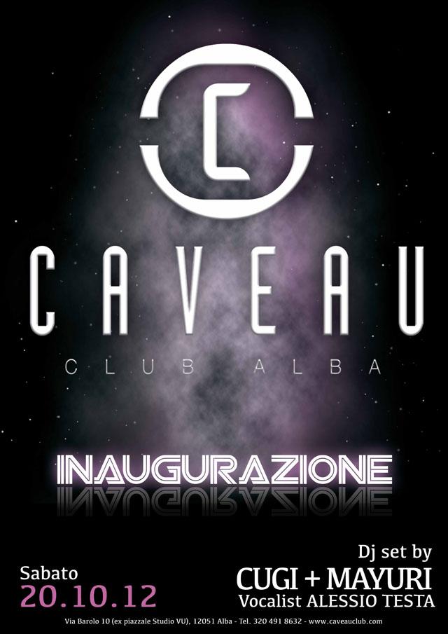 Inaugurazione Caveau Club Alba