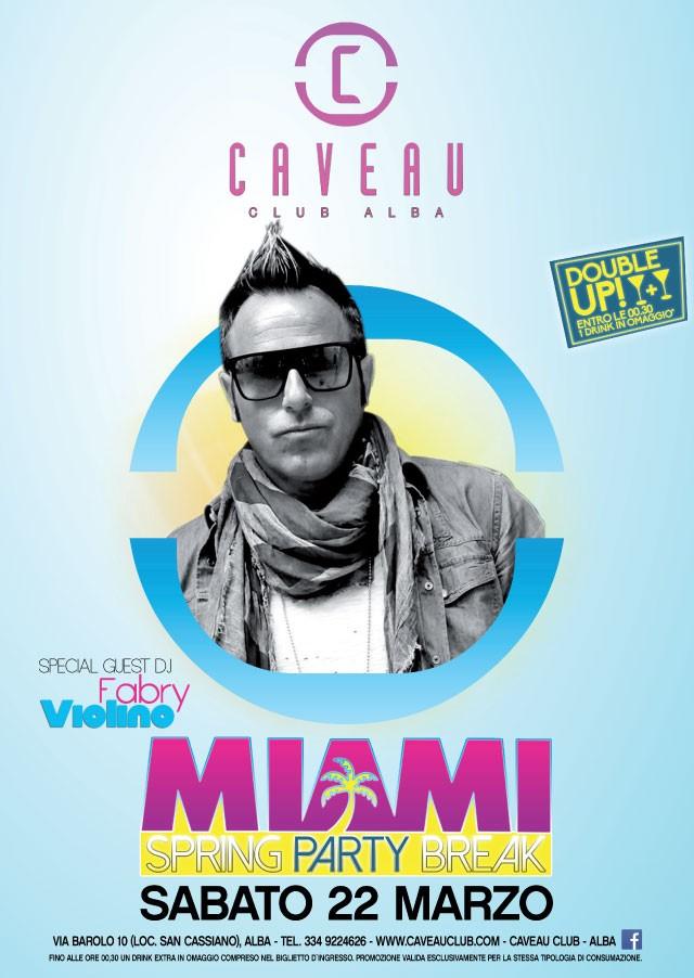 Miami party Spring Break
