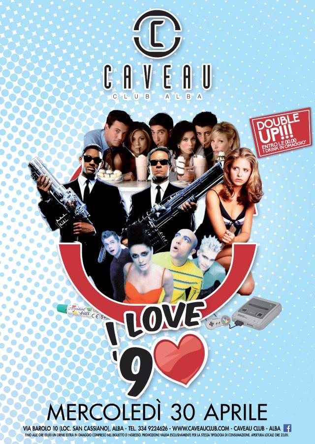 I Love '90