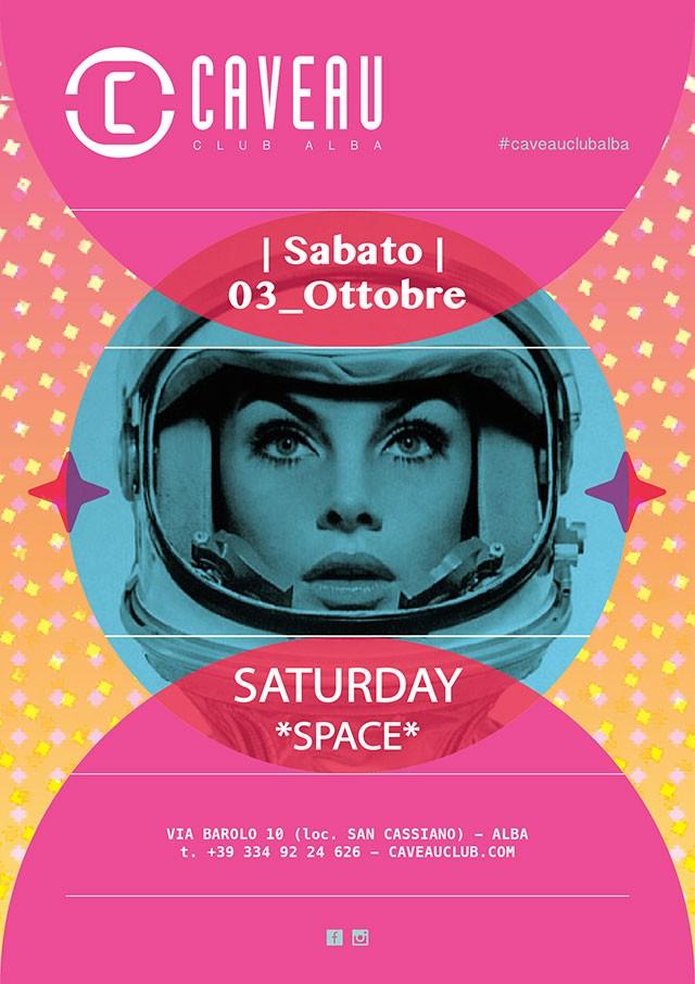 Saturday Space