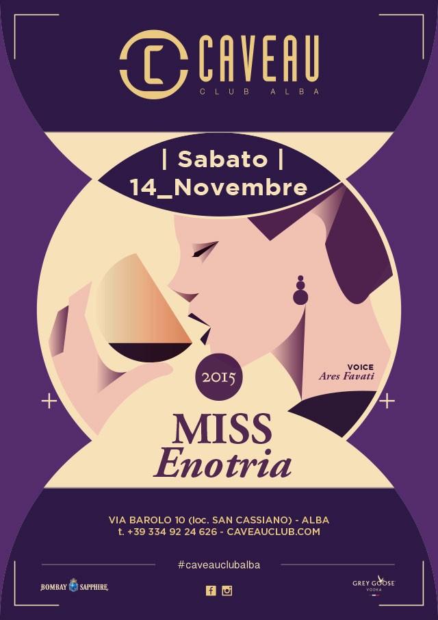 Miss Enotria 2015